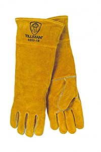 Tillman Premium Split Cowhide Welding Glove, Large from Tillman