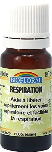 Huile d'ambiance respiration- 10ml - bio