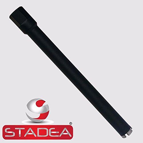 Stadea CBD102N Concrete Core Drill Bit 1 1/2' Diamond Hole Saw Bit For Concrete Brick Block Stone Masonry, Laser Welded Wet Dry 1 1/4-7 Thread