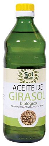 Solnatural Aceite Girasol 1 Pres 500 ml - 1 Unidad