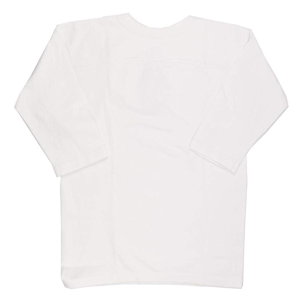 南東微妙担当者(チャンピオン) Champion T1011 ヘビーウエイト 3/4 スリーブ フットボール Tシャツ 7分袖 Tシャツ カットソー 無地 メンズ レディース C5-P405