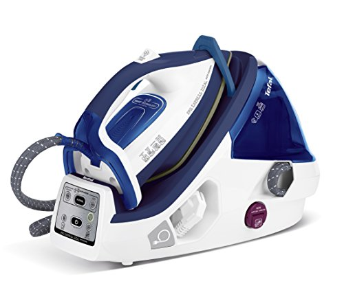 Tefal GV8960 Pro Express Total stoomstrijkstation, 2.200 W, blauw
