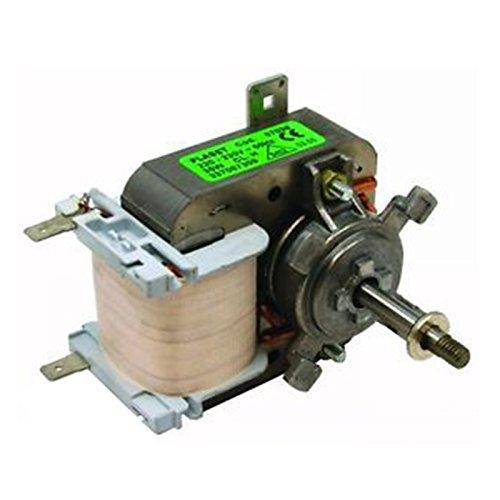 Motor de ventilador de horno Zanussi