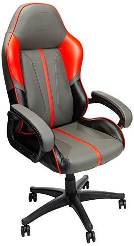 ThunderX3 BC1 BOSS, silla gaming tecnologia AIR, color rojo fuego