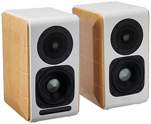 Edifier S880DB Bluetooth Optical Coaxial Active Powered Bookshelf Speakers...