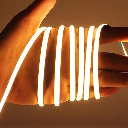 DC 12 V LED-Lichtleiste, 5 mm breit, 1 m...