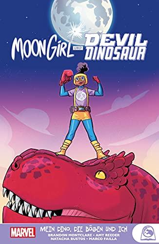Moon Girl und Devil Dinosaur: Mein Dino, die Bösen und ich