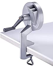 Westmark Bonensnijder met 2 snijopeningen, tafelmontage, roestvrij staal/aluminium, zilver, 11822260