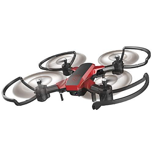 ERKEJI Drone gravité détection télécommande Pliable Avion à Quatre Axes Avion Jouet 1080p caméra aérienne 120 ° Grand Angle + 65 ° réglable FPV