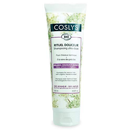 Coslys - Champú para cabello normal con ulmaria - 250 ml.