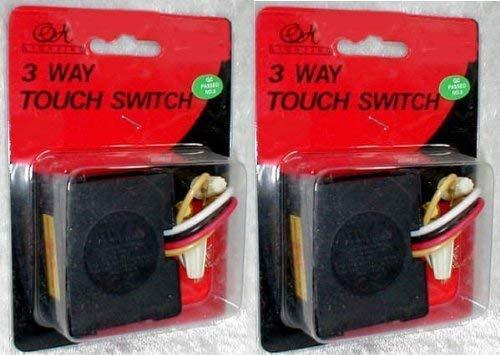 2 Touch Light Sensors