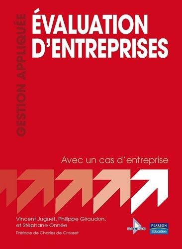 Evaluation d'Entreprises