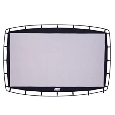 Camp Chef Outdoor Entertainment Gear OS115 Indoor/Outdoor Movie Theater Screen