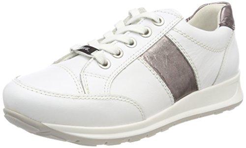 ara Osaka, Damen Sneaker, Weiß (Weiss, Titan), 41 EU (7 UK)