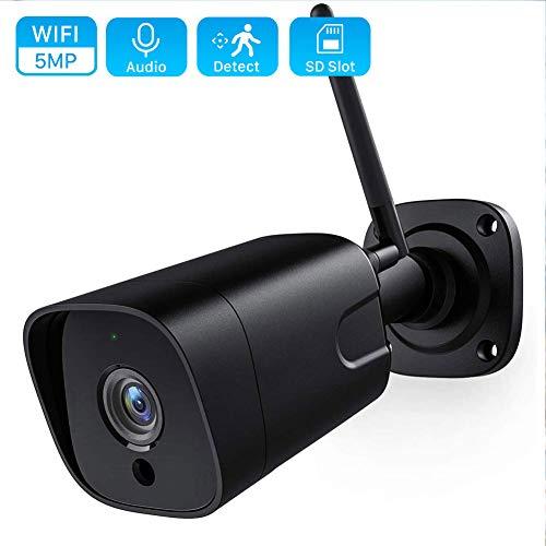 DBM-TOR 5MP Wireless Outdoor IP Camera Waterproof Home Security CCTV...