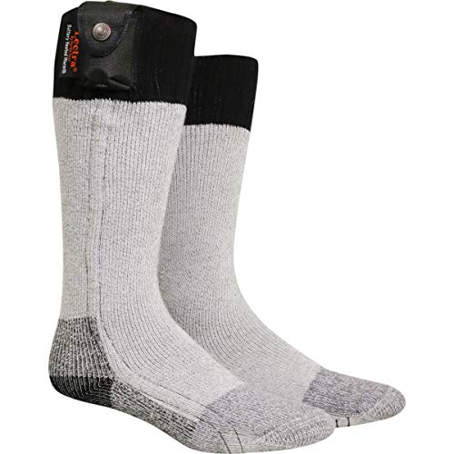 Turtle Fur Lectra Sox Hiker Boot Socks, Electric Battery Heated Socks
