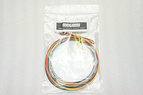 MOGAMI(モガミ)2515 Hi-Fiフックアップワイヤー 1m 5色セット