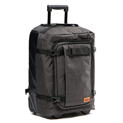 DOPPELGANGER(ドッペルギャンガー) フォルダブルスーツケース 【本体容量40L】 折りたためる2WAY バックパック ソフトタイプ 機内持込み可 コインロッカー対応サイズ アウターバッグ容量30L メッシュインナーバッグx2付属 DCB471-