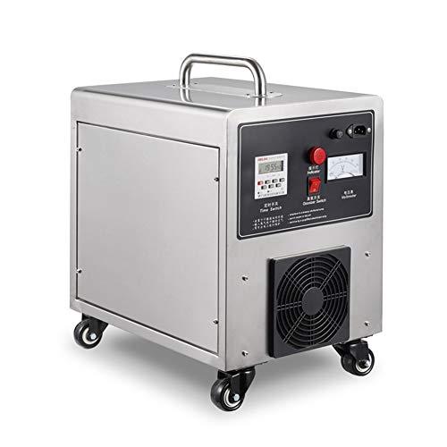 LQQ 2020 220V 30 G De Ozono Comercial Infección por El Virus De La Máquina Generador Ozonizador Esterilizador Purificador De Aire Desinfección Prevenir