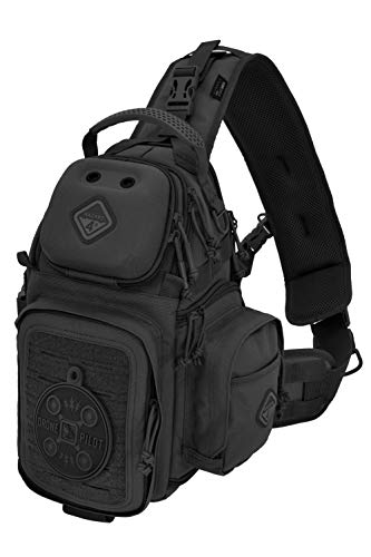 HAZARD 4 Freelance(TM) Drone Edition Tactical Sling-Pack, mixte adulte, HAZARD 4 Freelance(TM) Drone Edition Tactical Sling-Pack - Black, noir