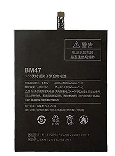 Theoutlettablet® Compatible con Xiaomi RedMi 4X, 3, 3S (BM47) 4000mAh