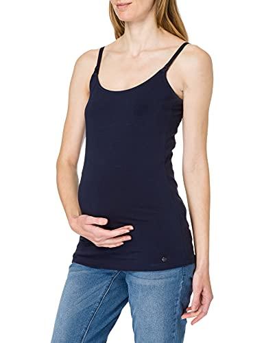 Esprit Maternity Spaghetti Top Nursing Camisa Cami, Night Blue 486, 36 para Mujer