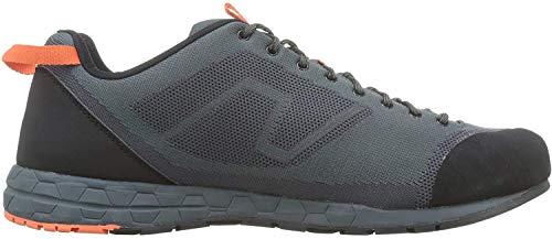 Millet AMURI Knit, Zapatillas de Ciclismo de montaña para Hombre, Negro (Urban Chic 8786), 39 1/3 EU