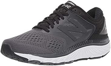 New Balance Women's 940 V4 Running Shoe, Black/Magnet, 8 Wide