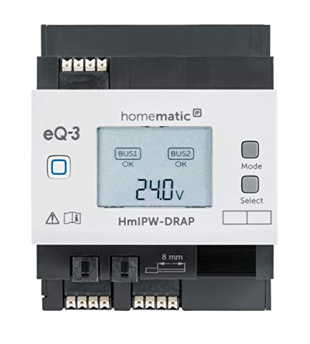 Homematic IP Wired Access Point Drap, VDE Zertifiziert