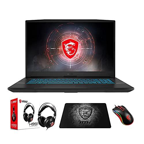 "2021 EXPC Crosshair 17 A11UEK-066 Enthusiast by_MSI 17 Inch Gaming Laptop (i7-11800H, 32GB RAM, 2X 1TB NVMe SSD, RTX 3060 6GB, 17.3"" 144Hz FHD, Windows 10) Professional Gamer Notebook Computer"