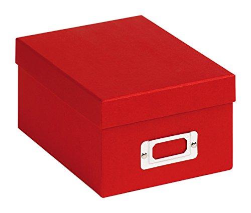 Walther Design Aufbewahrungsbox Fun, rot