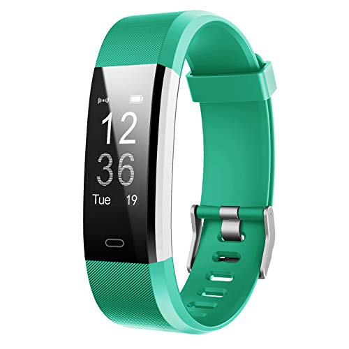 LETSCOM Fitness Tracker HR - Best Fitness Tracker With Heart Rate Monitor