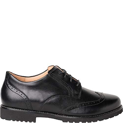 Ganter Frida-f, Zapatos para Profesionales Sanitarios Mujer, Negro, 36 EU