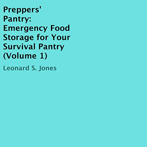 Preppers' Pantry, Volume 1 Titelbild