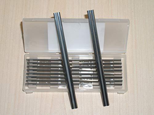 métal joints Brosse Hanseatic EFB 401 Joint brosse 2er Set Plastique étroit
