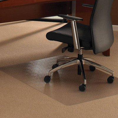 Floortex Bodenschutzmatte ULTIMAT II 90 x 120 cm für Teppichböden