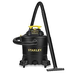 Stanley 12 Gallon 6 Peak HP Wet/Dry Shop Vacuum