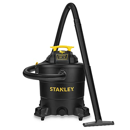 Stanley Wet/Dry Vacuum, 2 Gallon, 2 Horsepower
