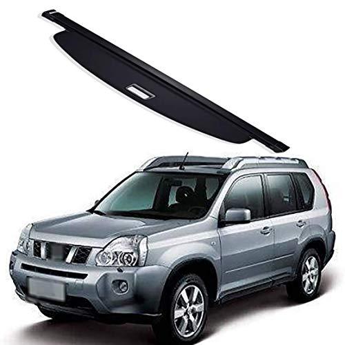 für Nissan X-TRAIL 2008-2013 Auto Cargo Cover Fit Laderaumabdeckung Kofferraumschutz Abdeckung Hundedecke Boot Load Shielding Security Panel Rollo
