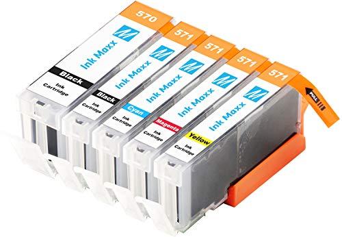 Ink Maxx Cartridges 5PK 571