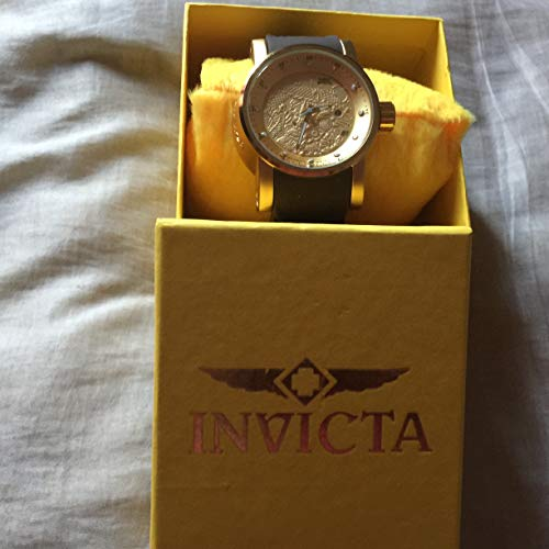 Relógio Invicta Yakuza S1 Rally Marrom