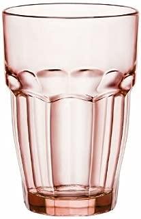 Best pink glass dinnerware Reviews