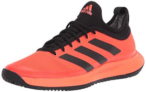 adidas Defiant Generation - Tenis para hombre, Rojo (Solar rojo/negro/negro), 43.5 EU