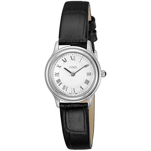 [Fendi] Fendi horloge Classico ronde witte wijzerplaat F250024011 dames [parallelle import goederen]
