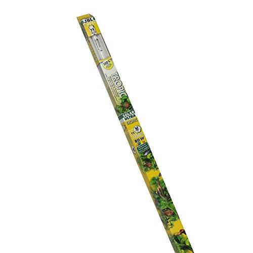 JBL 61684 Solar-Leuchtstoffröhre Sonnenlichtröhre für Aquarienpflanzen, 80 W, 1450 mm, Solar Tropic Ultra T5