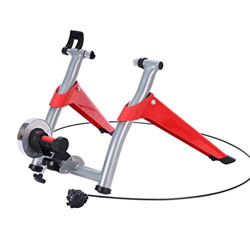 ZXYY - Soporte de entrenamiento para bicicleta de montaña, color naranja y azul, naranja