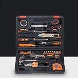 WZHC Las Herramientas de Mano Manual 31-Piece Caja de múltiples Funciones Herramienta, Gestión de Mantenimiento Herramientas de reparación del Sistema, la combinación de Conjunto de los hogares