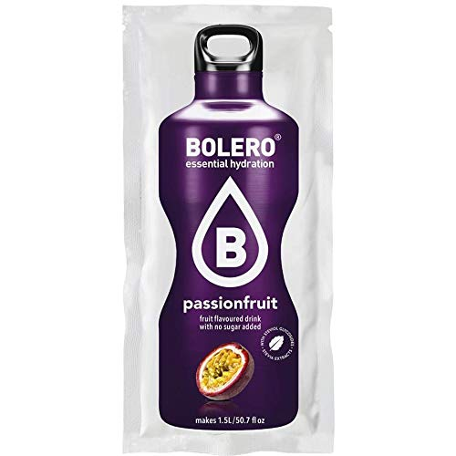 Bolero Powdered Drinks Classic - Bebida en polvo, 9g, sobres