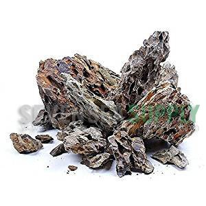 SevenSeaSupply 5 lbs. Ohko Dragon Stone Rock Mixed Sizes