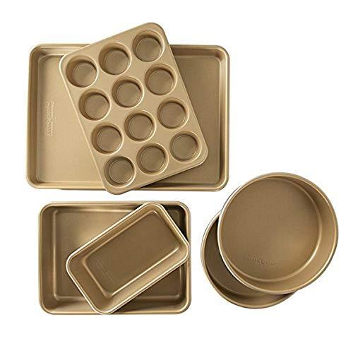 Nordic Ware Naturals NonStick 6-piece Bakeware Set